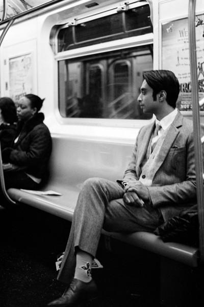 New York Subway, Oct. 2010
