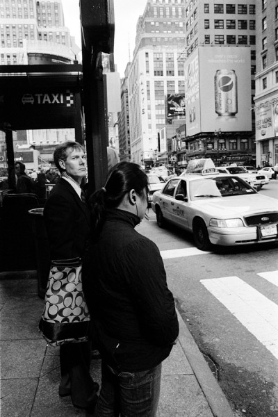 New York Street, Oct. 2010